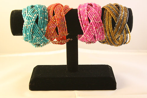 Bracelet (interwoven)