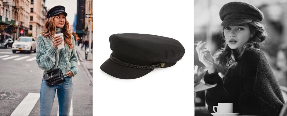 TREND ALERT: BAKER BOY HATS
