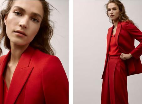 Fashion valentine! una temporada de rojos
