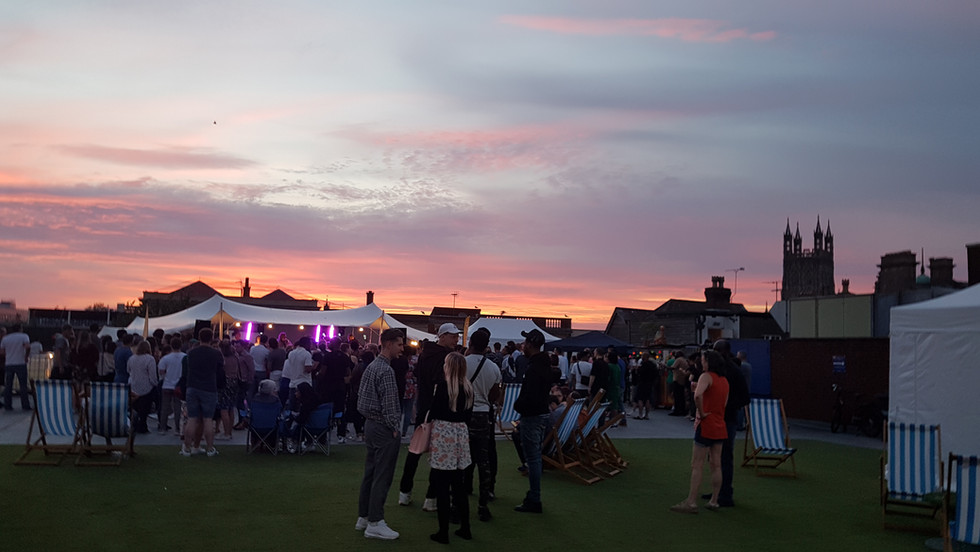 Rooftop Festival 2019