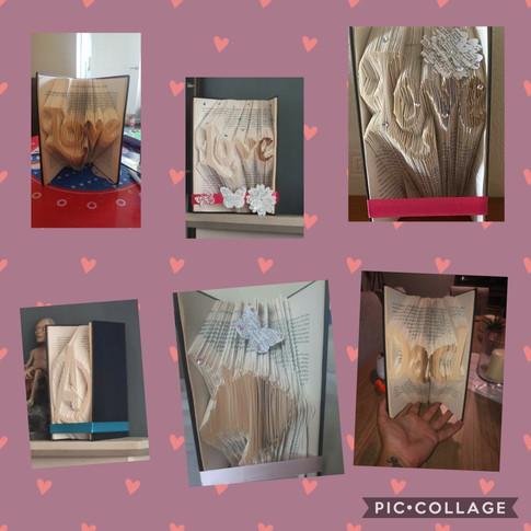 Book Folding Craft Pack