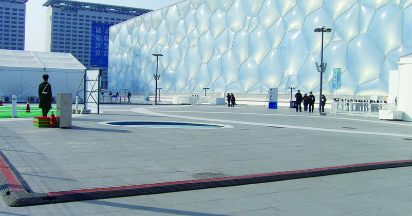 Olympic Water Cube Beijing