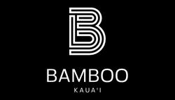Bamboo Kauai|Bamboo Straw|Hawaii| Reusable| Eco friendly|logo