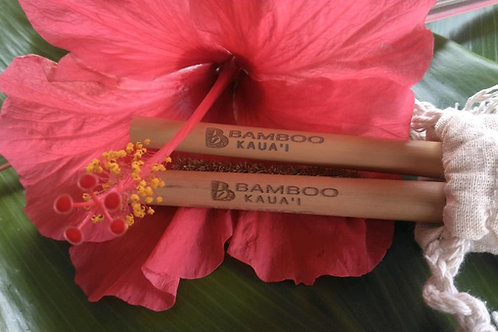 Bamboo Kauai 2 Pack (includes bag & cleaner)