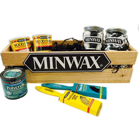 Minwax Paint Cans