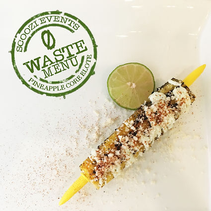Pineapple Core Elote