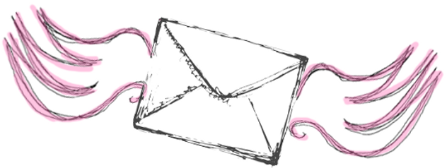 Mail with Wings