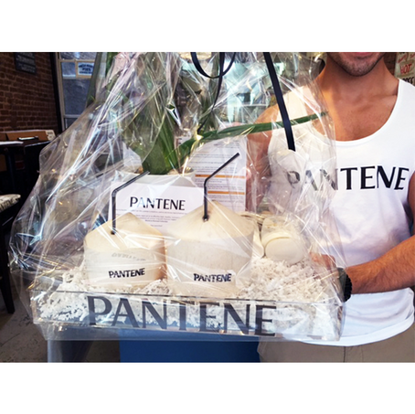 Pantene Refresh Launch