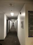 Hallway to F1 Markham Office