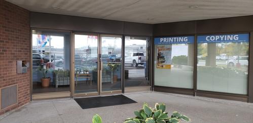 Front view of Burlington Office Centre 2349