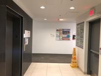 Door and Elevator at second floor