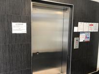 Elevator to second floor