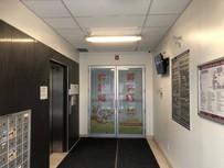 Behind Entrance Door