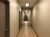 Hallway to F1 Vaughan Office