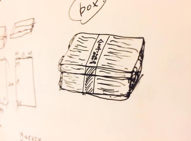 鞘盒子Areca Sheath BOX