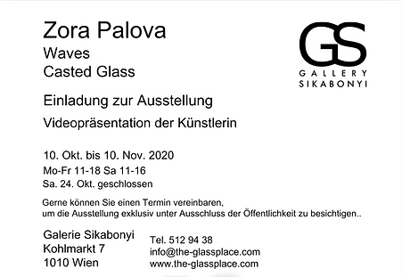 Ausstellung Zora Palova