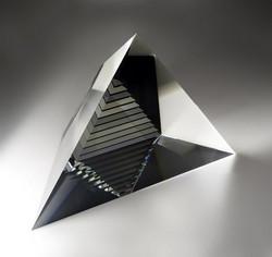 grey pyramid