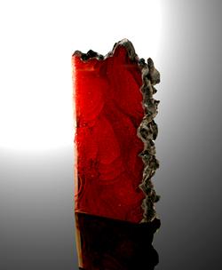 tall ruby lavastone