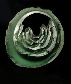 Zora Palova,ICY FLOWER,2020,mould-melted