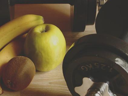 La excelente combinación de la alimentación y el ejercicio.