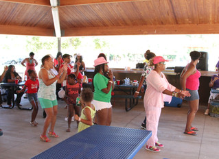 Throwback Gallery - 2015 NPHC Cookout
