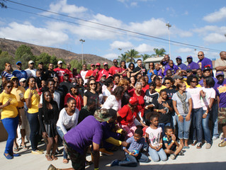 Throwback Gallery 2014 NPHC Cookout