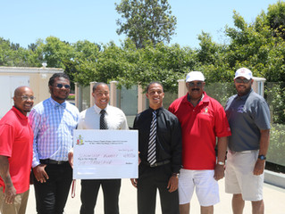 Kappa's Host 31st Annual Memorial Scholarship Golf Tournament