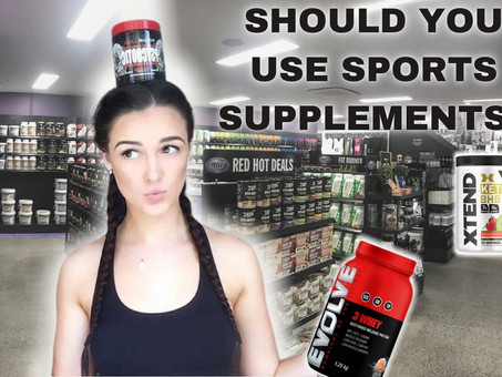 PM: Should you be taking sports supplements?