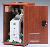 Microscope Storage/Transport Box
