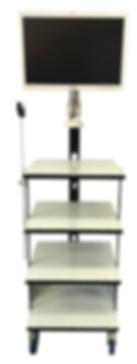 New Endoscopy Trolley