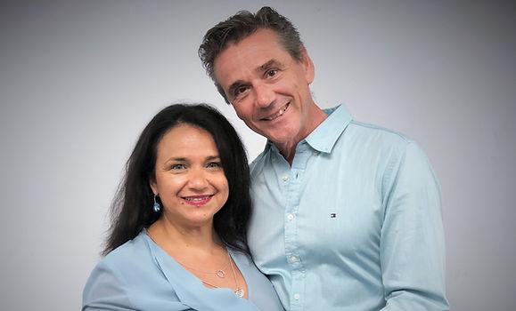 Maria and Ennio Matutini