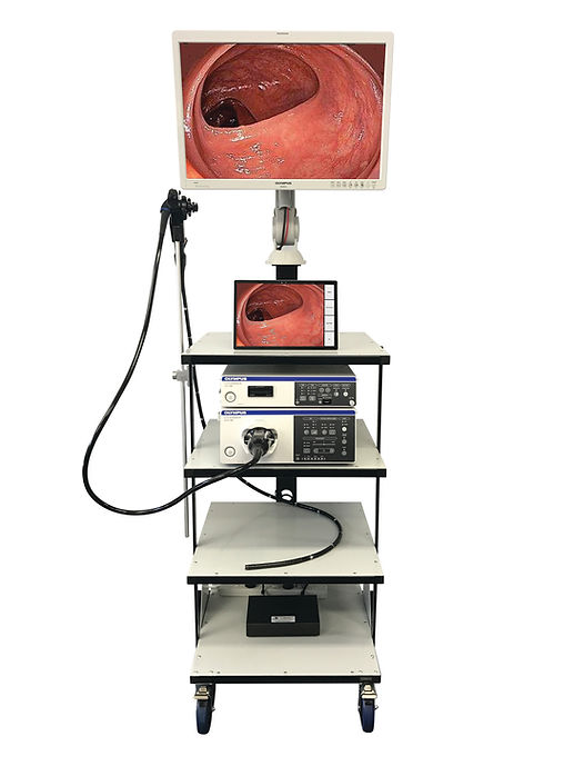 Olympus EVIS EXERA III 190 Video Endoscopy System