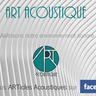 04/05/18 - Lancement des ARTicles acoustiques !