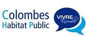 Logo Colombes Habitat Public