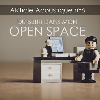 30/11/2018 - ARTicle Acoustique n°6