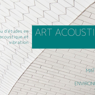 20/02/18 - Plaquette ART Acoustique