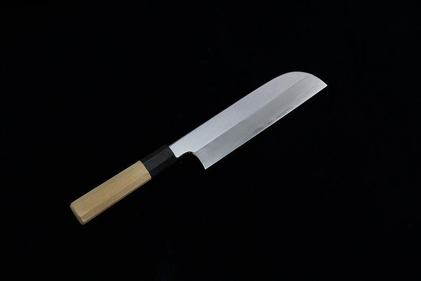鎌型薄刃包丁(関西型)