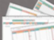 Spreadsheetfor Personal Finances