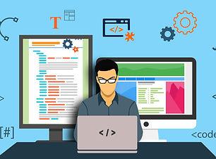 convert CV to web page