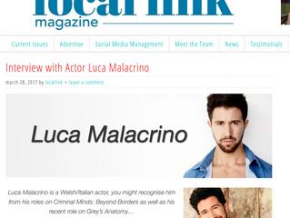 Local Link Magazine Q&A