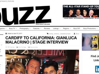 BUZZ Magazine Interview