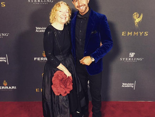 Great time at the Emmy Celebration Party!