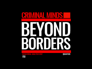 Booked: Criminal Minds Beyond Borders