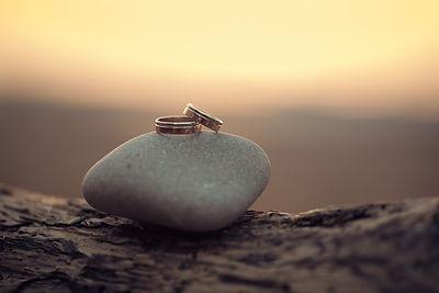 石の上のペアリング