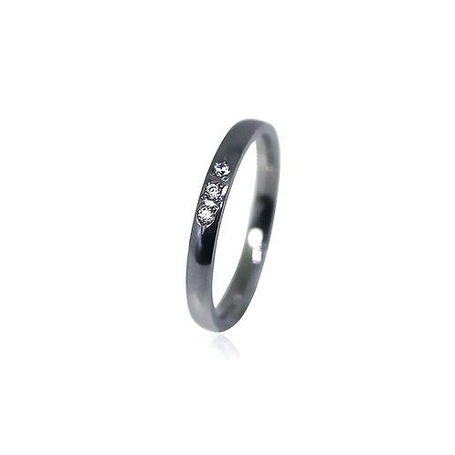 tantalum ring [winter triangle]