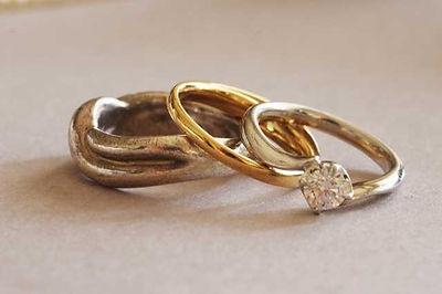 3つの指輪