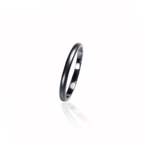 tantalum half ring 2mm