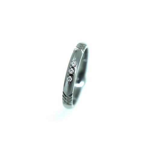 tantalum ring [winter triangle Ⅱ]
