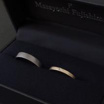 アレルギーフリー 結婚指輪
