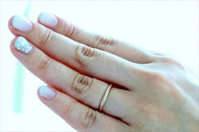 指の形に合うデザインとは